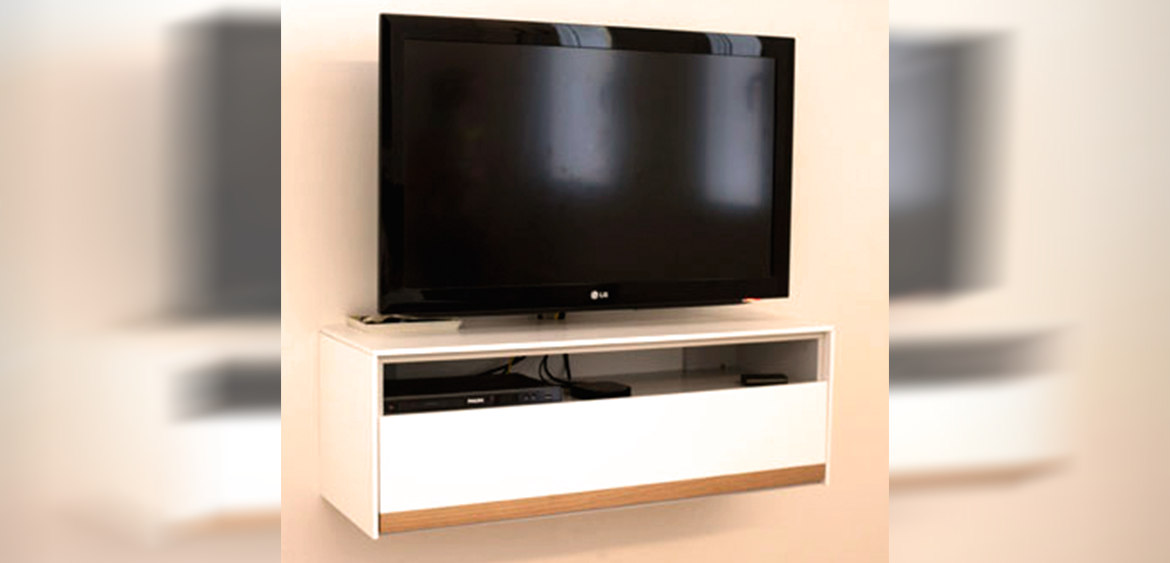 marcos magnasco mueble de tv para pared
